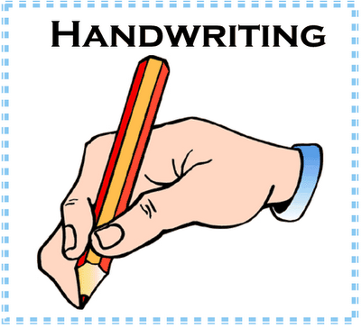Freebie Friday: Handwriting Practice