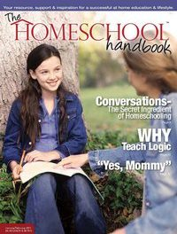 Friday Freebie: The Homeschool Handbook Online Magazine