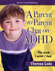 Friday Freebie: Win a Copy of A Parent to Parent Chat on ADHD