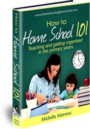 How to Homeschool 101 Ebook