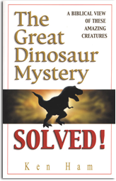 Friday Freebie:The Great Dinosaur Mystery Solved