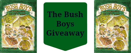 The Bush Boys Giveaway