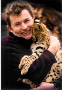 Paul and kitten 001