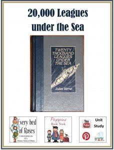 20 000 Leagues under the sea Unit Study