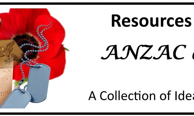 ANZAC Resource List