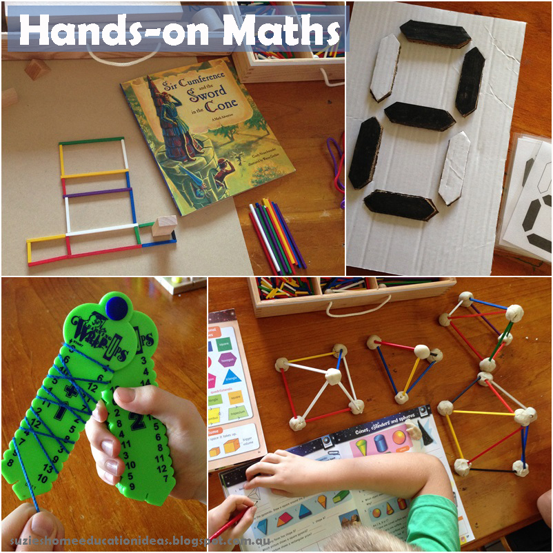 Hands on maths