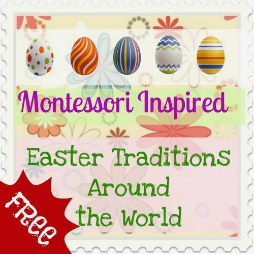 Montessori Inspired Easter Traditions Around the World