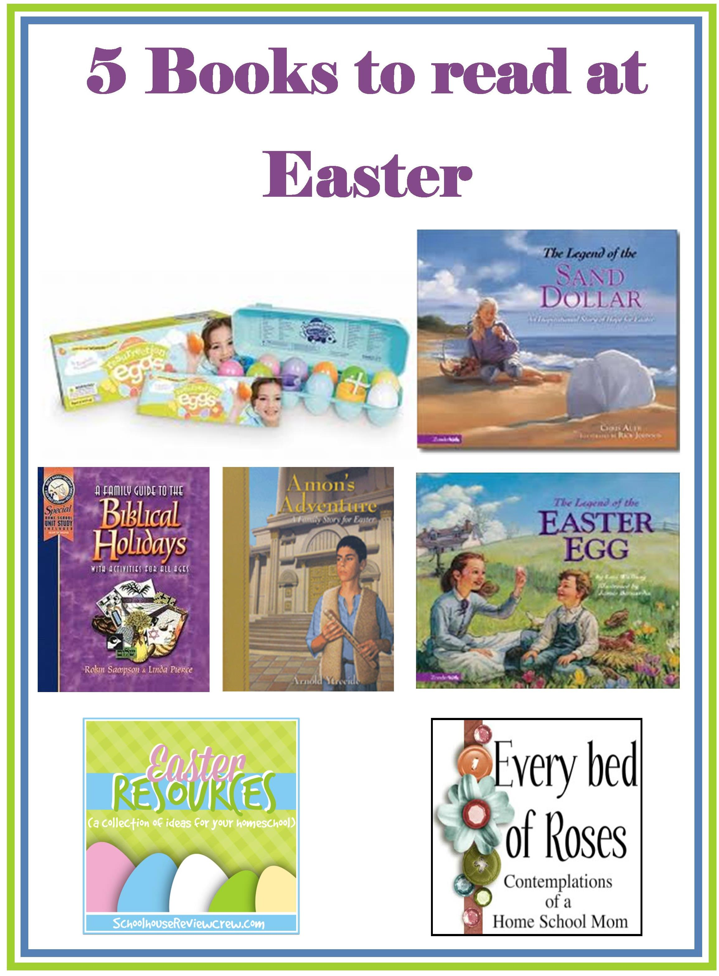 Our top 5 Easter Books
